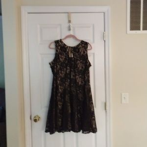 Danny and Nicole Dress - Size 16 - Fit and Flare